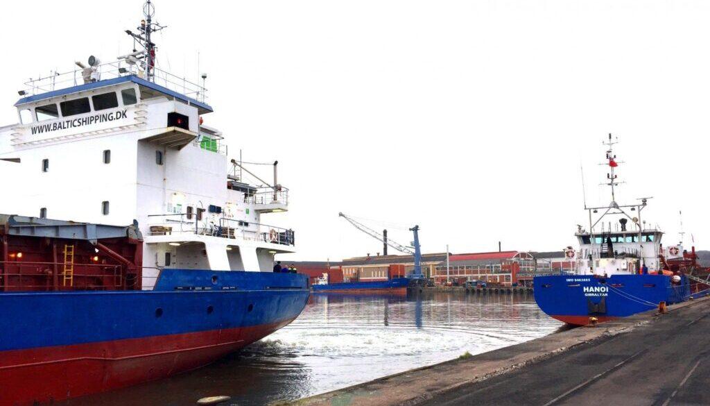 Vækst på Hundested Havn