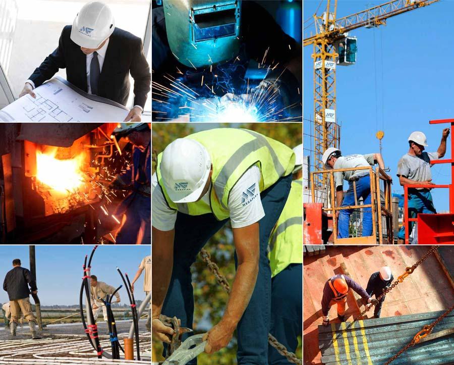 Bygge og anlægsvirksomhed