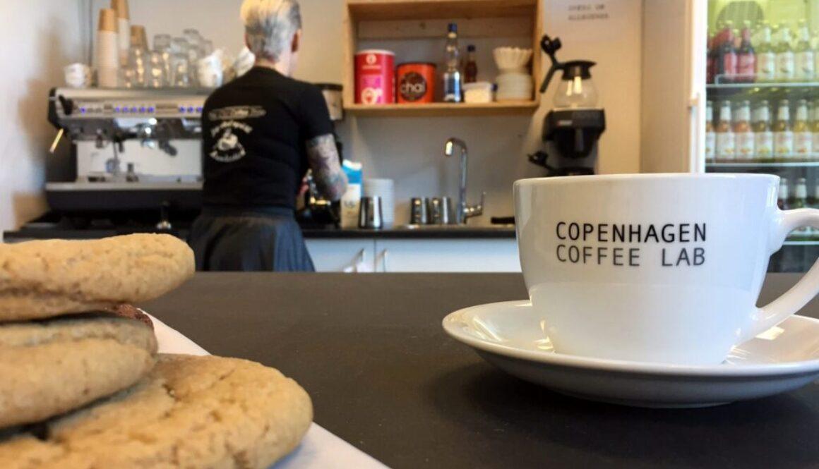 Coffee shop hundested