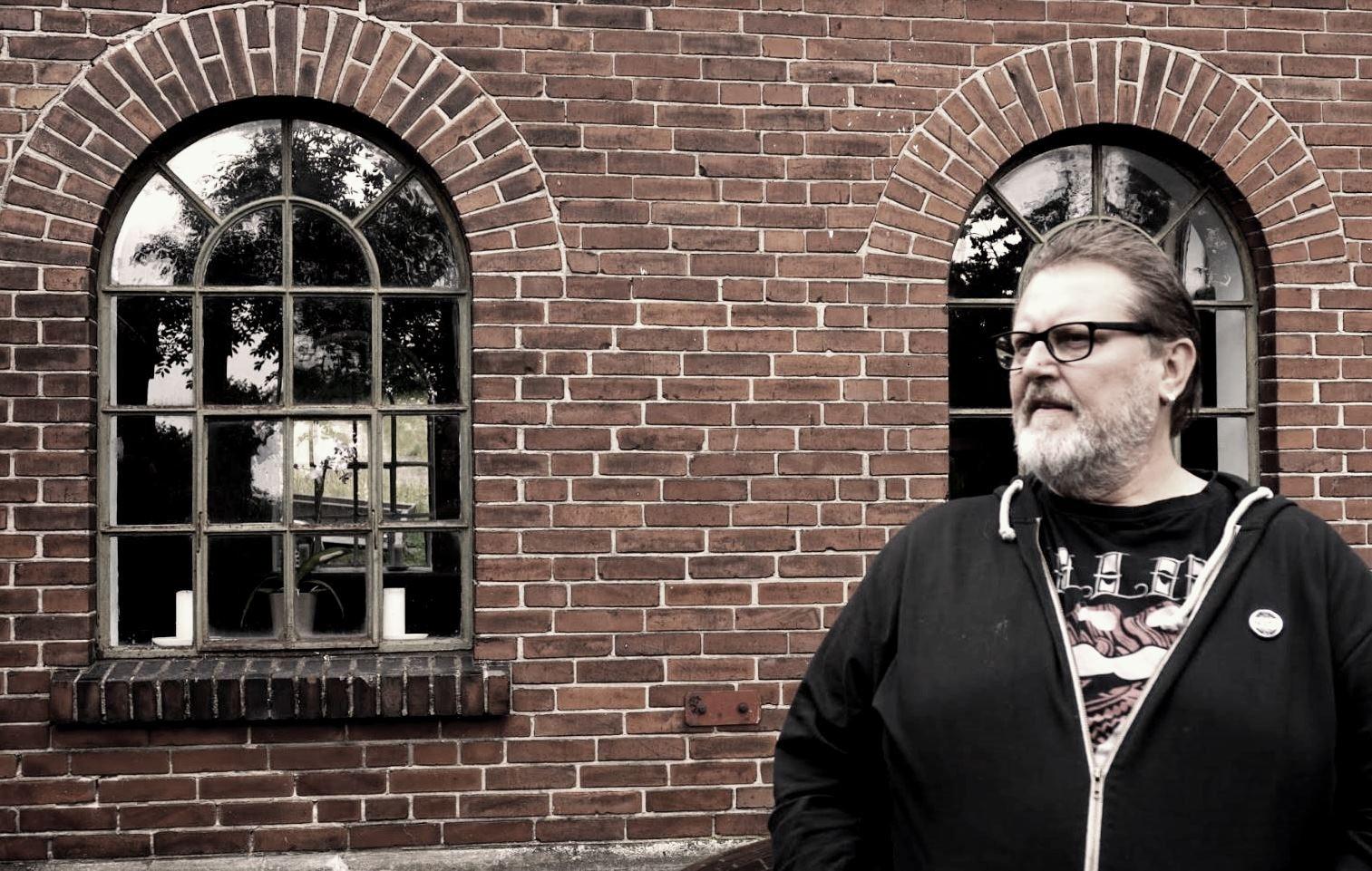 Alex Nyborg Madsen ved Elværket