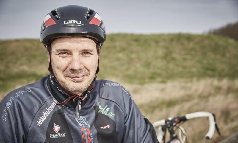 Lars cykler fra Lynæs til København