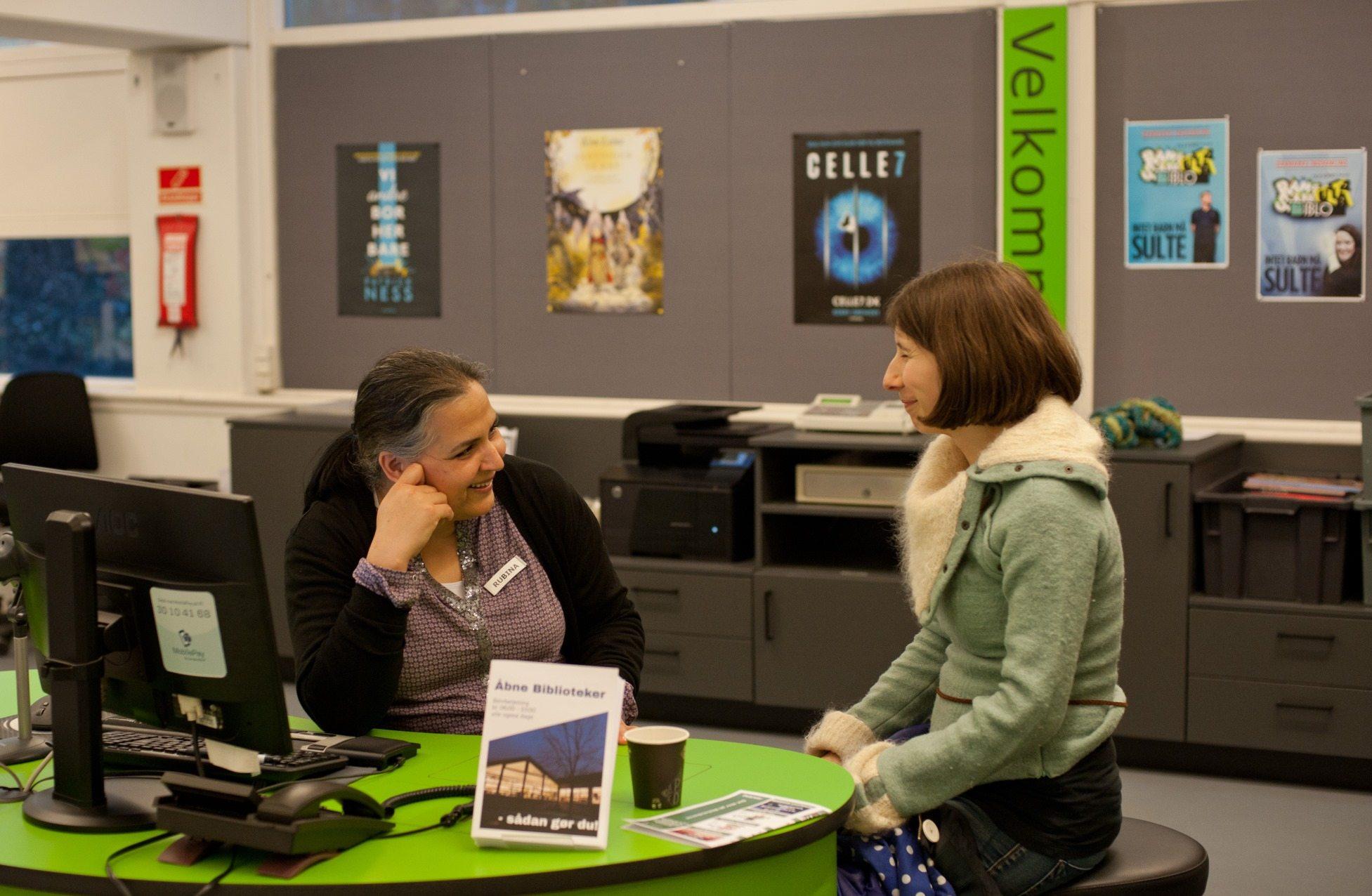Rubina åbne biblioteker