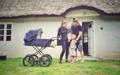 Børnefamilie Halsnæs langt fra kbh