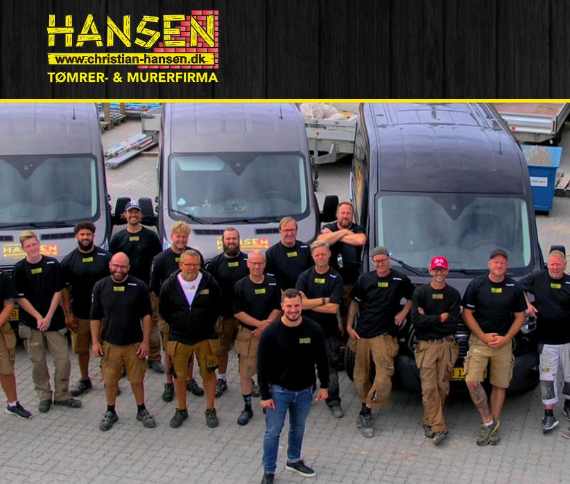 Tømrer Hansen